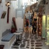 Get lost among the countless labyrinth-like alleys of Mykonos town