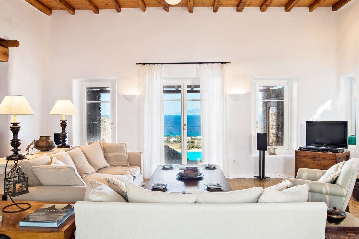Dolce Vita Villa in Mykonos