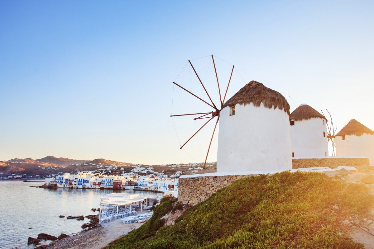 The top things to do and see in Mykonos